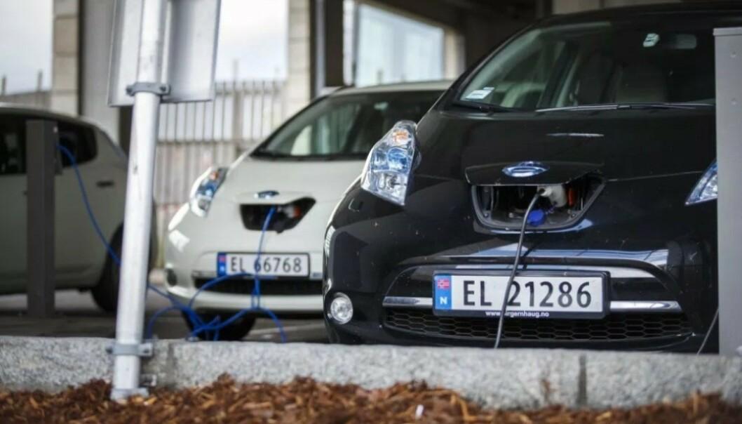 I FARE? Med elbilsprekken i revidert nasjonalbudsjett, kan vi da vente at insentivene forsvinner? Foto: Heiko Junge/NTB Scanpix