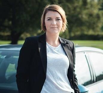 <strong>DÅRLIG IDÉ:</strong> Generalsekretør i Norsk Elbilforening, Christina Bu, mener insentivene må bestå. Foto: Norsk Elbilforening.