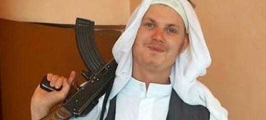 IS-terroristens barn har landet