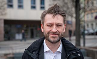 ANGRER: Eirik Lae Solberg (H) angrer på at han stolte på at byrådet ville rydde opp. Foto: Øistein Norum Monsen