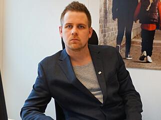 KRITISK: Anders Blixhavn i Blå Kors mener det er på høy tid å belyse temaet. Foto: Steinar Glimsdal / Blå Kors