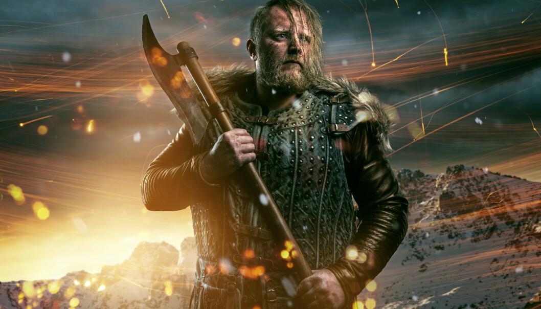 <strong>KRIGER:</strong> Vi nordmenn stammer fra en gjeng med brutale krigere. Foto: Lassedesignen/Shutterstock/NTB scanpix.