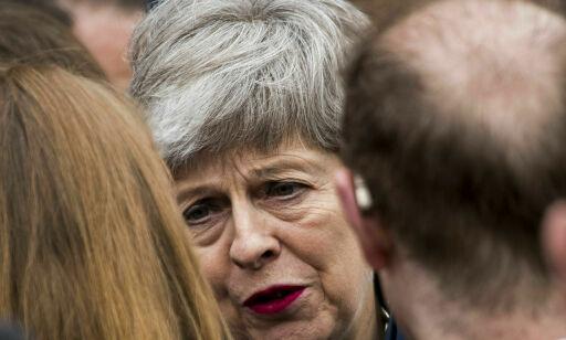 image: EU-skeptikere krever endringer for å godkjenne Mays brexitavtale