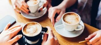 Denne kaffetypen inneholder mest fett