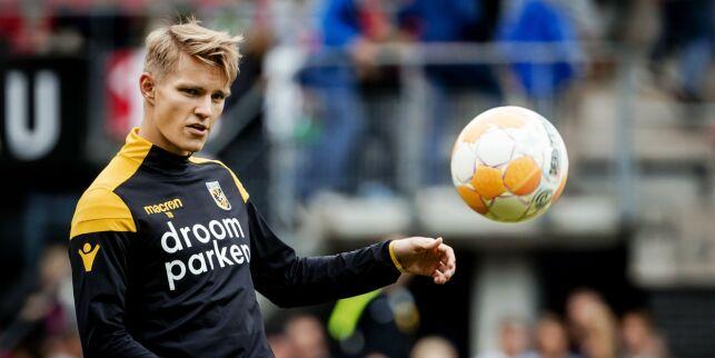image: Ødegaard herjet vilt - får 10 på børsen
