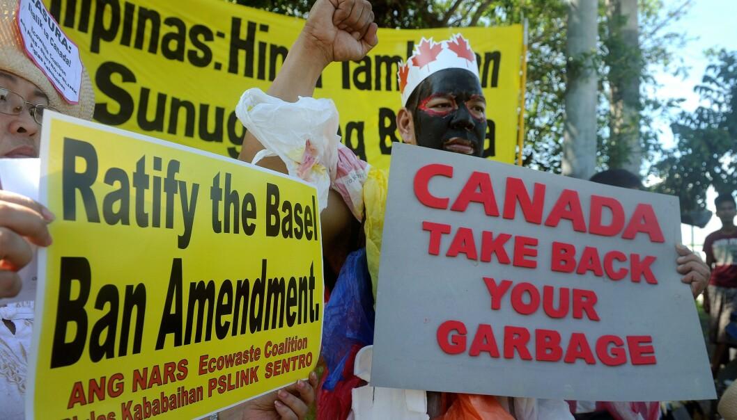 Filippinene kaller hjem ambassadøren fra Canada