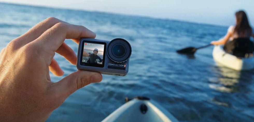 image: Først erobret de himmelen - nå vil de ta GoPro