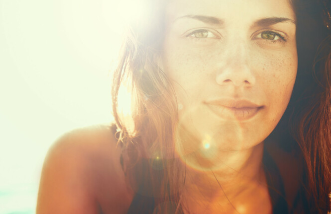 BRUK SOLKREM: Det er viktig å beskytte huden. Foto: Scanpix