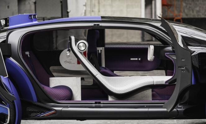 ANNERLEDES: Citröen 19_19 har stort fokus på komfort. Foto: Citroën