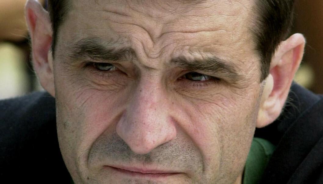 Jose Antonio Urrutikoetxea Bengoetxea, bedre kjent som Josu Ternera, var i sin tid politisk sjef for ETA. Han ble pågrepet torsdag morgen i Sallanches i de franske alpene. Arkivfoto: AP / NTB scanpix.