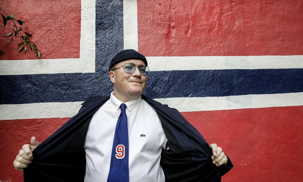 - IKKE BEGEISTRET: Per Sundnes mener finalehåpet til Norge kan glippe i kveld. Her er han fotografert i forbindelse med 17. mai i 2017. Foto: Nina Hansen / Dagbladet