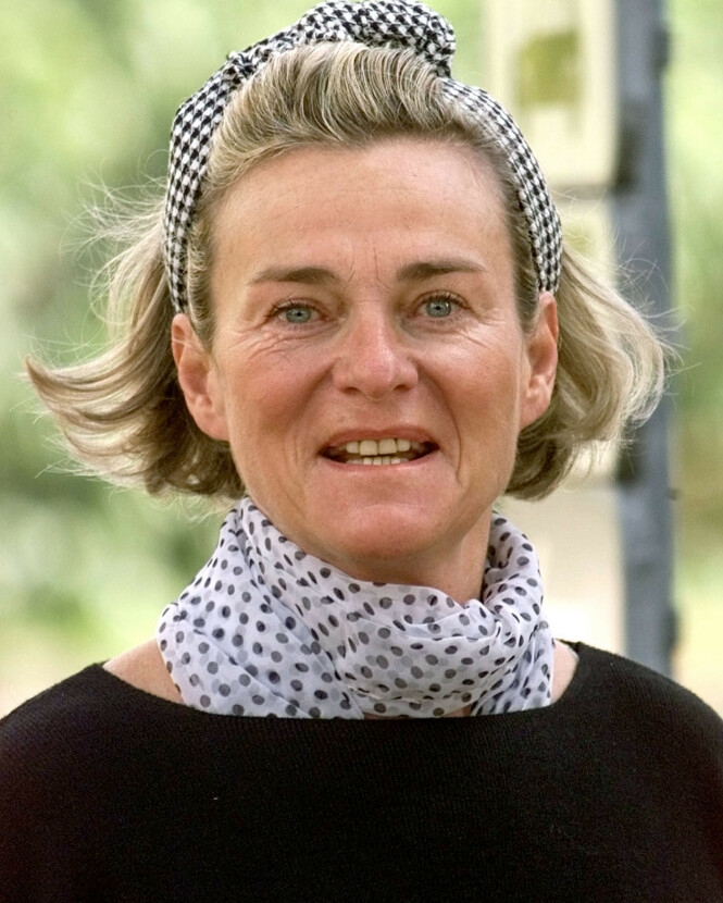 MORA: Baronesse Sybille de Selys Longchamps og kong Albert II skal ha hatt en affære på 60-tallet. Hun er mora til Delphine Boël. Foto: NTB scanpix