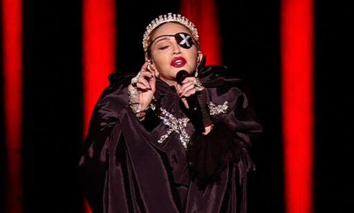 image: Madonnas opptreden slaktes