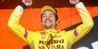 image: Vant tempoetappen av Giro d'Italia