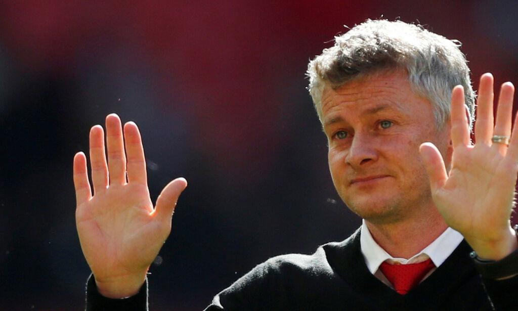 image: Sammenlikner Solskjær med Sir Alex Ferguson