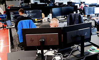 image: 60 prosent jobber overtid hver uke