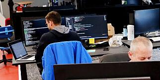 image: Så mye overtid jobber norske utviklere