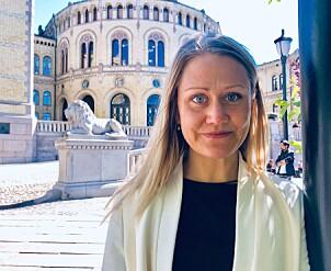 KLIMAVENNLIG: Astrid Bergmål, leder i Virke Reiseliv, mener politikerne må ta grep for å bidra til produksjon av klimavennlige passasjerfly. Foto: Gunnar Ringheim / Dagbladet