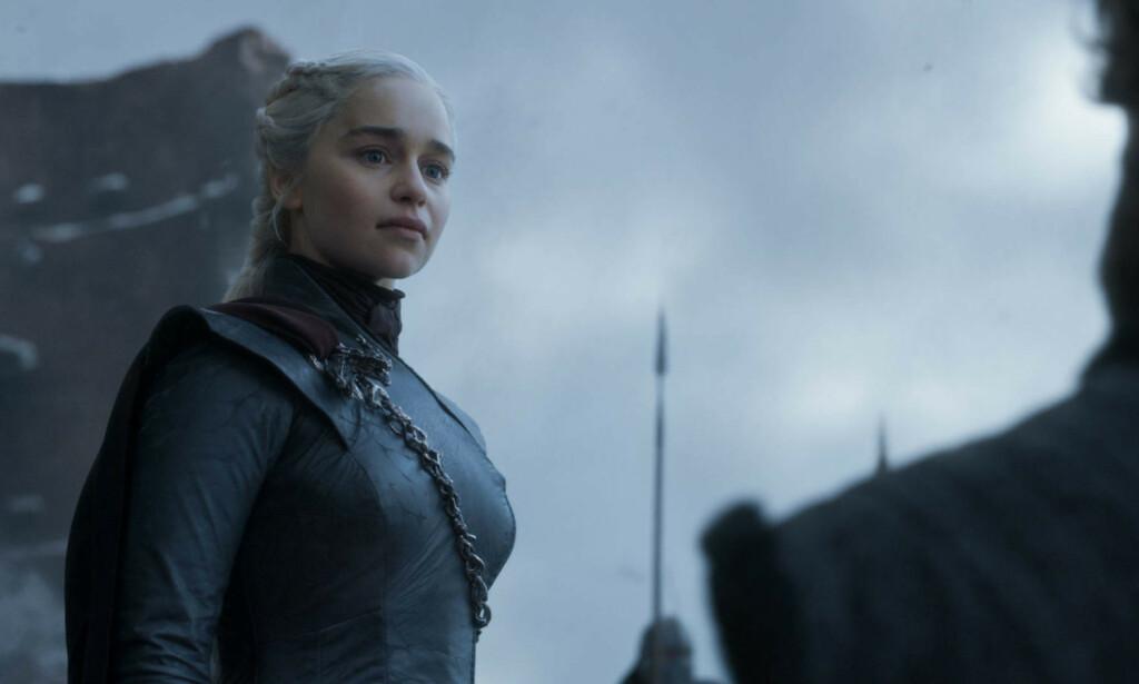 TYRANN, JEG? Foto: HBO NORDIC
