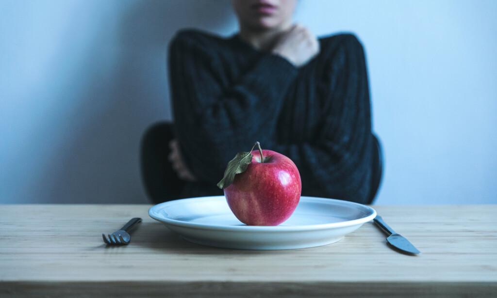 RISIKO ETTER LANGVARIG UNDERERNÆRING: Ved svært ensidig kosthold eller alvorlig underernæring bør faren for reernæringssyndrom vurderes før oppstart av normalt kosthold. Foto: NTB / Shutterstock.