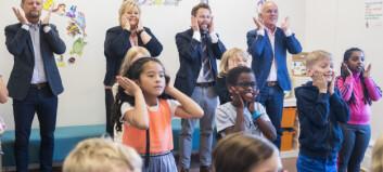 Regjeringen vil ikke fjerne sang fra norskfaget