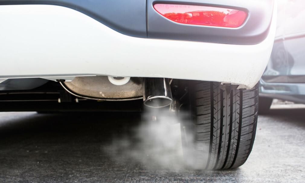 BEDRE ENN SITT RYKTE: Nye dieselbiler slipper ut minimalt med NOx, viser nye tester som ADAC har utført. Foto: NT/SCANPIX