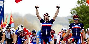 image: Démare tok sin første etappeseier i Giro d'Italia