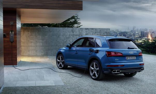 Norgesvennlig bilnyhet fra Audi