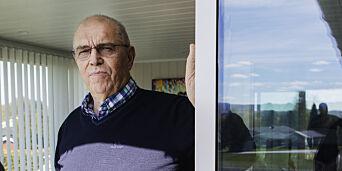 image: Torleif ble smittet med det farlige viruset hepatitt C på sykehuset