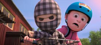 Hevn og humor i dansk animasjonsfilm
