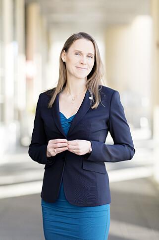 Krever sjefen svar, kan du kreve betalt, mener Tekna-president Lise Lyngnes Randeberg. 📸: Tekna