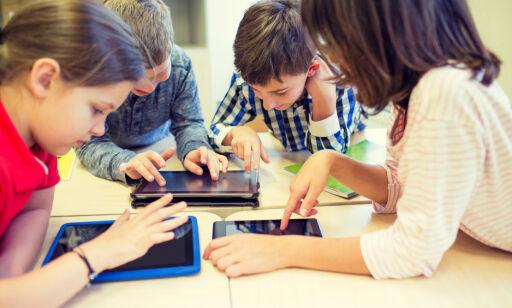 image: Blir barn smartere av et nettbrett?