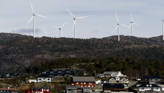 Unødvendig polarisering rundt vindkraft