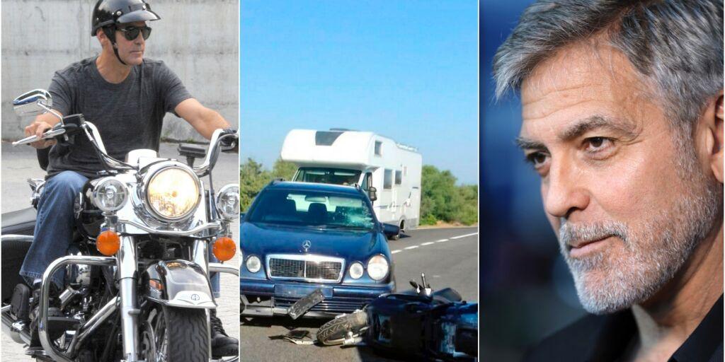 image: Trodde han skulle dø etter motorsykkelulykken