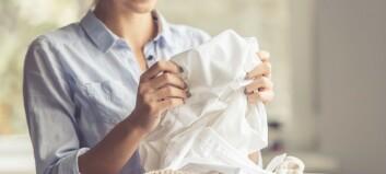 Så nøye bør du være med fargesorteringen av klær