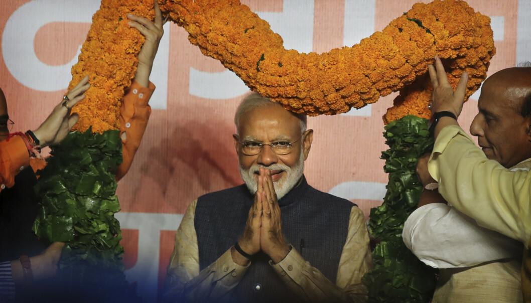Brakseier for Modi