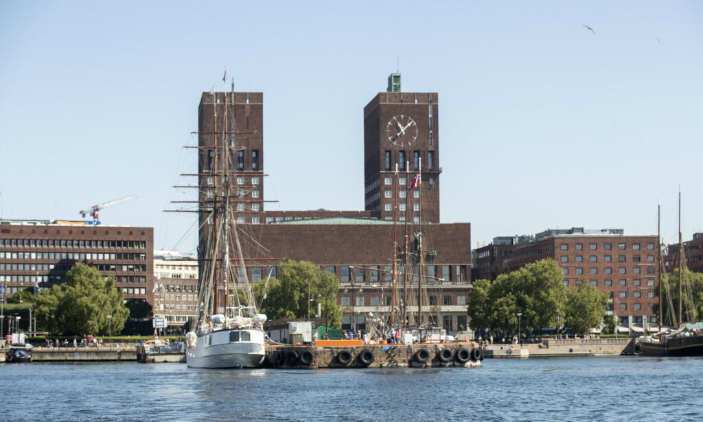 STREIK: 140 ansatte i Oslo kommune tas ut i streik fra fredag morgen, bekrefter forhandlingsleder i Akademikerne, Erik Graff. Foto: NTB Scanpix