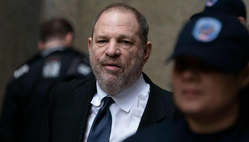 SPESIAL: Harvey Weinsteins fall
