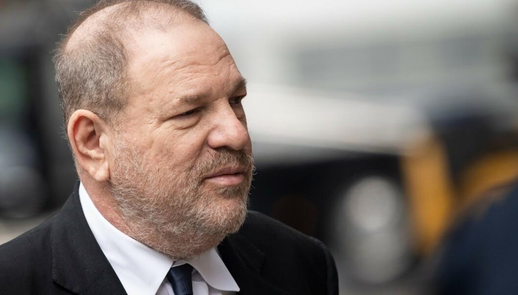 <strong>Enighet om forlik:</strong> Harvey Weinstein, kvinnene som har anklaget ham for seksuell trakassering og hans tidligere filmstudio har kommet til enighet om et forlik pålydende 44 millioner dollar. Foto: NTB Scanpix