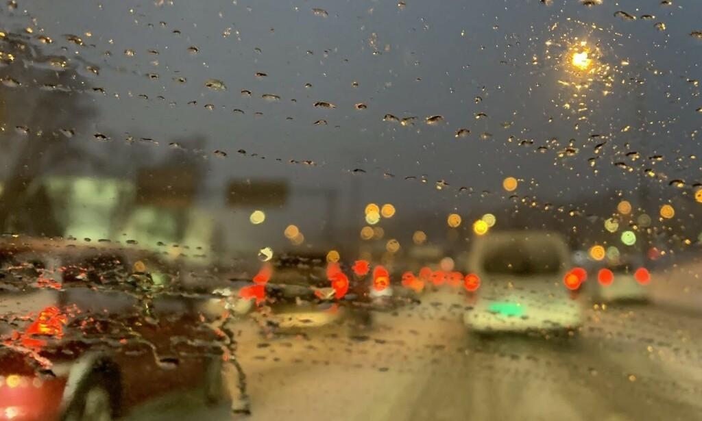KØ, KØ OG ATTER KØ: Forhåpentligvis er køproblemene noe som følger vår generasjon og ikke neste. Foto: Bjørn Eirik Loftås