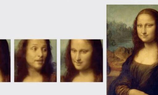 image: Ny teknikk gjør bilder levende