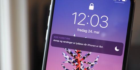 Triksene som skal gjøre deg mindre mobilavhengig