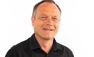 USIKKER: Divisjonsdirektør Arne Hermansen i Nibio er usikker på om glyfosat vil bli lovlig i framtida.