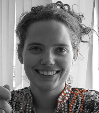 Benedicte er 36 år gammel, og har tidligere jobbet hos Iterate og studert Datateknikk ved NTNU. 📸: Jørgen Jacobsen