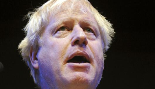 Johnson åpner for «no deal»