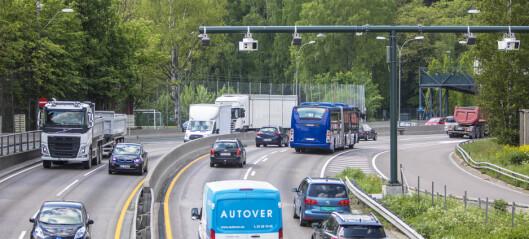 Høyre vil ha tre timers bompause i Oslo – og åpner for det i Bergen