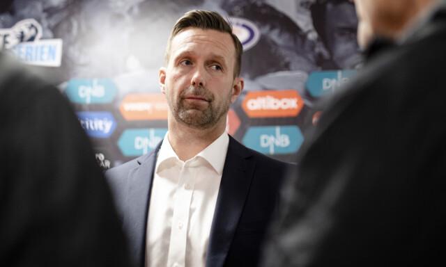 11f45f80 FRUSTRERT: Vålerenga-trener Ronny Deila var tydelig frustrert etter tapet  for erkerivalen. Foto