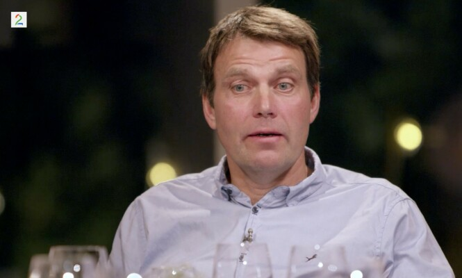 FØLELSESLADD: Erling Jevne forteller åpenhjertig om sorgen etter tapet av sønnen i kveldens episode av «Mer enn gull». Foto: TV 2