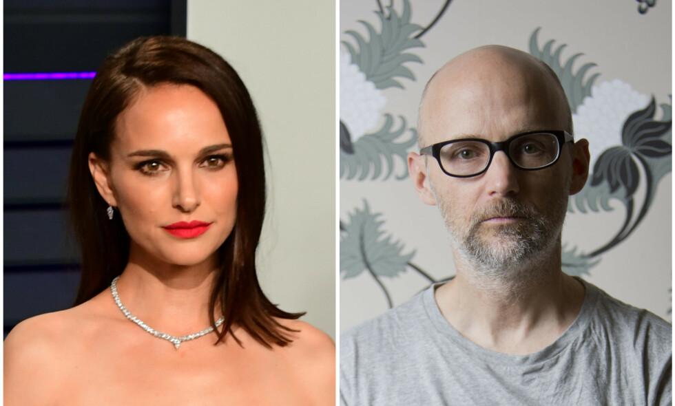 BEKLAGER: Artisten Moby skriver i en beklagelse at han burde hatt en bedre dialog med Natalie Portman før boken hans ble sendt i trykken. Foto: NTB scanpix