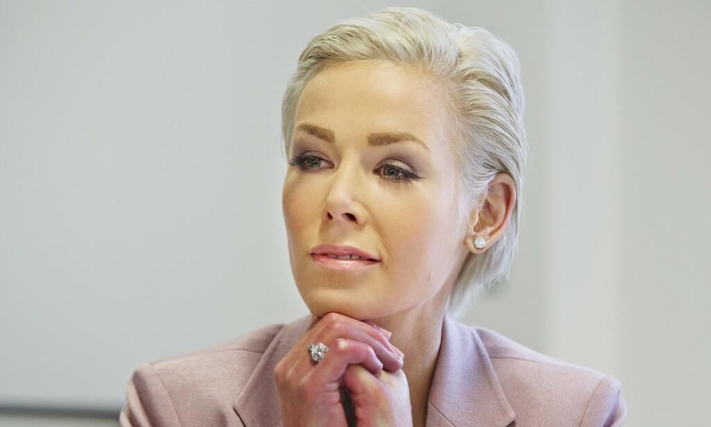 HAR FØLT SEG DÅRLIG: Gunhild Stordalen har den siste tida følt seg dårlig som følge av en infeksjon, og har derfor holdt seg unna sosiale medier. Nå skriver hun at hun håper å kunne være med på EAT-konferansen i juni. Foto: NTB Scanpix